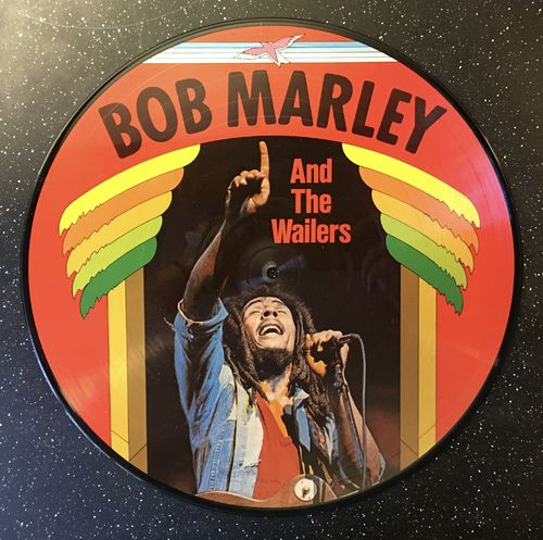 Bob Marley and The Wailers - Picture Disc